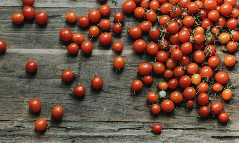 Des tomates, des tomates... Et encore des tomates !